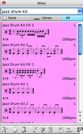 Adding Drum Grooves in Sibelius – Making the Most of